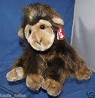 1998 Tag Ty CHA CHA Brown Monkey Plush Soft Stuffed Animal Toy 13