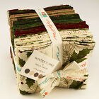 WINTERS SONG~MODA~29 FQS & PANEL~HOLLY TAYLOR~FAT QUARTER BUNDLE~CHRISTMAS WOODS