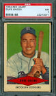 1954 Red Heart Dog Food - Duke Snider - PSA 7 -- Dodgers HoF (mikedenero)