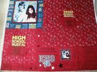 New Disney High School Musical Troy & Gabriella Print Cotton Fabric Pillow Panel