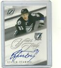 2010-11 Zenith Yours Truly Steven Stamkos autograph Tampa Bay Lightning Rare SP