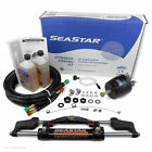 SeaStar HK6400A 3 18ft Hydraulic Outboard Steering HO5118 HK6318A 3 Kit Teleflex
