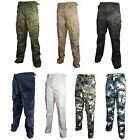 New Army BDU Cargo Pants  Choice of Color  Size  Military Fatigues