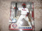 McFarlane MLB 2008 BC Exclusive Ryan Howard Philadelphia Phillies White Jersey