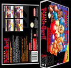 Super Punch Out SNES Reproduction Art Case Box No Game