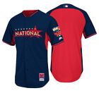 Majestic MLB 2014 National League Authentic All Star Mens Cool Base BP Jersey 44