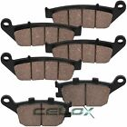 Front Rear Brake Pads For Honda CBR600F3 Super Sport 600 1995 1996 1997 1998
