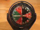 VINTAGE SUUNTO Co GIMBAL SAILBOAT COMPASS TYPE K-12 made FINLAND RARE ORIGINAL