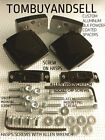 OEM for HARLEY DAVIDSON BLACK LATCH TOUR PACK CLASSIC ELECTRA GLIDE ULTRA SPACER