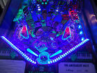MONSTER BASH-CREATURE BLACK LAGOON -ATTACK FROM MARS Pinball Glow in the dark