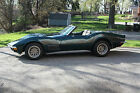 Chevrolet  Corvette Base 71 corvette convertible matching numbers