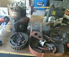 Clinton 8hp Engine for A old National riding mower Nos all wore off CAST IRON