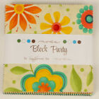 BLOCK PARTY~MODA FABRIC~CHARM PACK~42-5