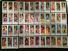 16 TOPPS 1980-81 BASKETBALL CARDS GREAT PLAYERS AND STARS NBA MINT