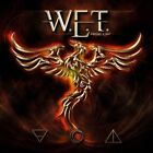 W.E.T. RISE UP BRAND NEW SEALED CD 2013 WET