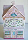 Lenox Lenox Village Giftware Sugar Canister and Lid