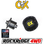 DANA 30 OX Locker 3.55 & DN 27 SPLINE JEEP CJ XJ MJ YJ TJ LJ ZJ JK WJ W/ COVER