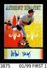 1-2012 LEAF VALIANT ORANGE AUTO ANDREW HEANEY ANGELS 01 99 FIRST ONE