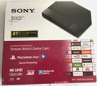 Sony BDP-S6500 3D Blu-ray DVD Player WiFi 4K Upscaling  BDPS6500 NEW other