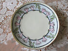 RARE UNIQUE Antique Porcelain Plate Rosenthal Bavaria Hand Painted Germany NICE