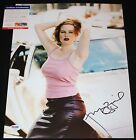 SEXY Molly Ringwald signed 11 x 14, Sixteen Candles, Pretty in Pink, PSA DNA