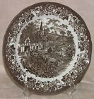 Vintage Royal Staffordshire Meakin  England Ironstone Pottery Stratford Plate