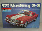 1/24 MONOGRAM 1965 FORD MUSTANG 2+2 RED UNBUILD KIT