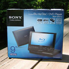 SONY Portable Blu-ray Disc DVD Player BDP-SX910 Widescreen NEW Factory Sealed