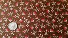 Civil War reproduction fabric, Little Pink Stars by Newcastle #563-4, BTY