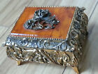 Vintage Music or Jewelry Box by Westland Company-Made in Japan-Plays Swan Lake