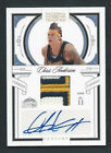 Chris Anderson 2009-10 National Treasures Century 4CLR Patch 10 25! RARE! HEAT