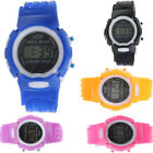 2015 NEW Cheap Boys Girls Student Sport Electronic Digital LCD Wrist Watch Gift