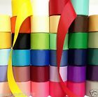 Grosgrain Ribbon 15 Wholesale 34 yards LOT solid 1 yard per color BULK USA