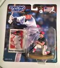 2000 NOMAR GARCIAPARRA STARTING LINEUP BLUE JERSEY SLU BOSTON RED SOX