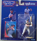 1998 DARIN ERSTAD STARTING LINEUP BASEBALL 1998 EDITION SLU ANAHEIM ANGELS