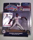 2001 PEDRO MARTINEZ  STARTING LINEUP 2 BIGGER BOSTON RED SOX SLU