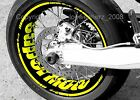 Details about  Wheel Rim Sticker Supermoto Husqvarna SM SMR FS TE 125 450 511 6