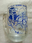VTG 1950'S SWANKY SWIGS GLASS MUGS MUSIC SONG LYRICS ON SIDE