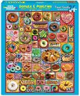 White Mountain - Donuts & Pastries Jigsaw Puzzle - 1000 pc 12+ 724819256914
