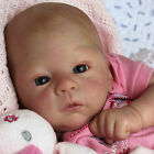Reborn Baby Girl Doll Harlow Laura Tuzio Ross a Pollys Perfect Baby