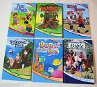 Abeka 1st Grade Readers Book Lot Set of 6 Current Christian Homeschool Teach