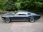 classic ford mustang 1968 fastback shelby look alike v8