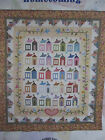 Homecoming Quilt/Wall Hanging Pattern - The Rabbit Factory 2004 - Houses