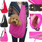 Small Pet Dog Cat Carrier Shoulder Sling Bag Tote Outside Travel Oxford Bag USA