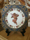 ROYAL  WORCESTER, OVINGTON BROTHERS DECORATIVE PLATE