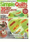 SIMPLE QUILTS  SEWING 2013  129  35 NEW PROJECTS FROM EASY PATTERNS