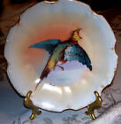 Antique Limoges Hand Painted 9