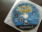 Rayman Raving Rabbids (PLAYTATION 2,  2006)DISC ONLY