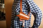 Beretta 92F 92FS 92D 92A1 96A1 96FS Horizontal Vertical Shoulder Holster Leather