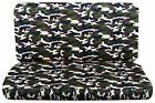 Cc Front Bench Or Rear Bench Car Seat Covers Camouflageleopardtigerchoose